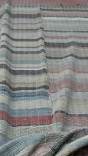 "VINTAGE TURKISH RAG RUG 9'6"" X 6'2"""