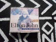 ELTON JOHN Rare Masters 2 x CD Fat BOX -  1992 MADE IN JAPAN - RARE SONGS