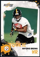 2010 Score Football - Pick A Card - Cards 201-400