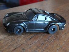 GREAT AFX Porsche 959 car, REBUILT CHASSIS, Tomy Aurora Tyco HO faller
