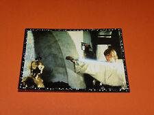 N°12 PANINI 1996 STAR WARS GUERRE DES ETOILES SKYWALKER DARK VADOR LEIA HAN SOLO