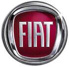 Fregio Logo Stemma Emablema Ante Fiat Per Fiat Qubo Dal 2008 > Diametro 120mm