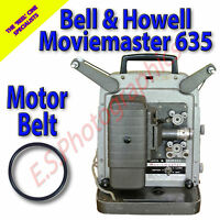 Bell & Howell Moviemaster 635 8mm Cine Projector Belt (Main Motor Belt)