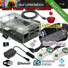 #1 Raspberry Pi 3 Video Game System - Kodi - Retropie - Pixel PC - Retro Games
