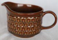 Vintage Retro Wedgwood Pennine Stoneware Milk Jug 300ml