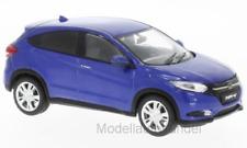 Honda HR-V Hybrid 2014  metallic-blau - 1:43 IXO   >>> NEUHEIT <<<