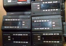 Lot Of 7 Motorola Maratrac Hcn1052b Mobile Radio Remote Control Head