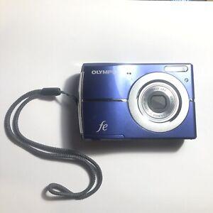 ✅ Olympus FE 45 FE-45 10.0MP Digital Camera - Blue