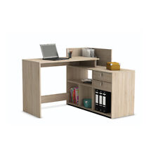 Eckschreibtisch Vista Schreibtisch Computertisch Officetisch Sonoma Eiche Strukt