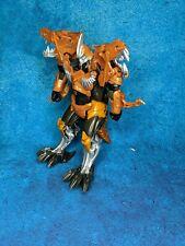 Hasbro Tomy Transformer Dinosaur Figure - Robot Brown A6157 Vintage