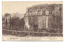 st-émilion ,palais cardinal habité par le doyen du chapitre gaillard de la motte