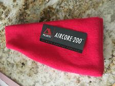 AIR-CORE 200 LANDS' END RED FLEECE HEAD BAND one size POLARTEC