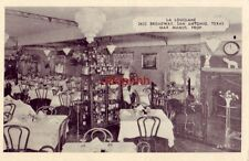 LA LOUISIANE Broadway SAN ANTONIO, TX Max Manus, Prop. opened in 1935