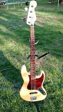 Fender Special Limited Edition Deluxe FSR Jazz Bass Mexi J-Bass Natural Rosewood