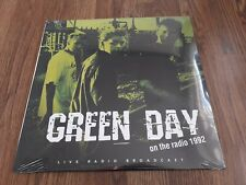 GREEN DAY - ON THE RADIO 1992 LP NEW SEALED