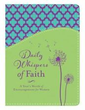 Daily Whispers of Faith: A Year's Worth of Encouragement for Women, Publishing,