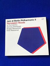NEUF Jazz at Berlin Philharmonique II Norvégien Woods ACT CD Promo Copy 2014