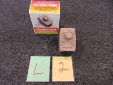 K&H Lectro-Temp Heated Heating Pad Pet Rheostat Thermostat Temperature control