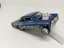 Hot Wheels Chevy Super Nova 66 Mooneyes Dragstrip Demons