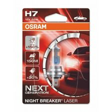 H7 Night Breaker Laser 150 64210NL-01B Osram Genuine Top Quality Product New