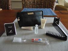 SRILANKAN AIRLINES Business Class BVLGARI Amenity Kit Trousse CULTURE sachet