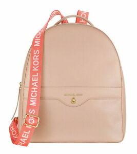 MICHAEL KORS Wonderlust Rucksack Backpack rosa rose neu ovp.