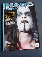 Hard Rock 1999 46 DIMMU BORGIR SAMAEL ANGRA SOULFLY ANATHEMA WASP TYPE NEGATIVE