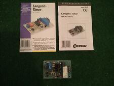 Minuteur (kit monté) Conrad Components HB 405 9 V/DC, 12 V/DC 0.0084 s - 19.5h