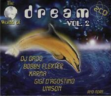 THE WORLD OF DREAM 2 = Karma/Piu/Agostino/Unison/Lupin...=2CD= TRANCE SOUNDS !!