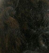 """Human Hair Black 9""""  REBORN DOLL SUPPLIES"""