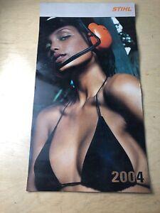 2004 Stihl Calendar