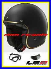 305831011l Casco Ls2 Jet Of583 Bobber Solid Nero Matto L fibre Composite69586394