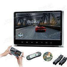 11.6'' Full HD 1080P HDMI Auto Monitor Kissen Kopfstütze Tragbar DVD Player USB