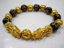 Bracelet Pixiu Mantra Bead Talisman Ball Lucky Feng Shui Dragon Thai Amulet