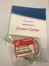 HONDA TRX250 SPORTRAX AIR CLEANER ELEMENT BAND 90653-HM8-000 OEM NOS