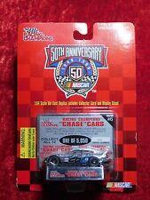 1998 NASCAR 50th Anniv. Racing Champions 1:64 Johnny Benson Chase Car ERROR