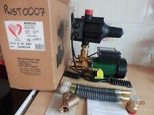 Stuart Turner Monsoon N3.0 bar single shower pump
