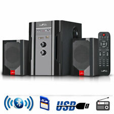 New Bluetooth 2.1 Home Theater TV Surround Sound Speaker System FM USB/SD Remote
