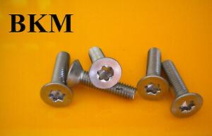 4 mm // M4 x 6 mm A2 Edelstahl Madenschraube mit Innensechskant DIN 914-50 St/ück Bolt Base