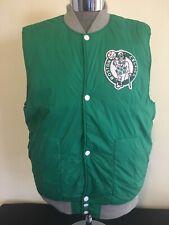 Boston Celtics Mitchell & Ness Vest & Decal
