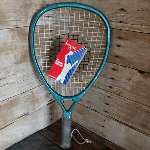 Vintage Spalding Racquetball Racquet Pro Flite Plus Racket w Cover NWT NOS