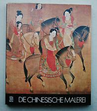 Die chinesische Malerei Albert Skira Verlag Text James Cahill Broschur 1979
