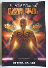 Star Wars Darth Maul Graphic Novel Trade Paperback VG/FN - Dark Horse / Titan