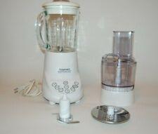Cuisinart Smart Power Duet Blender/Food Processor BFP-703 Series White