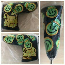 New In Bag Scotty Cameron 2013 St. Patrick's Day Grinder Headcover (1 of 1000)
