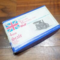Rowland Miniatures for W&T Kit B7 White Metal Road Locomotive Steam Engine Boxed