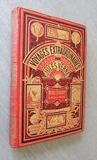 JULES VERNE , voyages extraordinaires , Michel Strogoff  . HETZEL 1886 , BE .