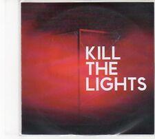 (DW936) Kill The Lights, House of Black Lanterns - 2013 DJ CD