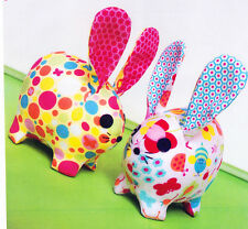 PATTERN - Baby Bunnies - cute rabbit mini PATTERN - Melly & Me