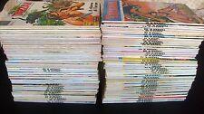 TARZAN 1° SERIE COMPLETA 1/100 ED. CENISIO 1968 - PERFETTI CON GADGET